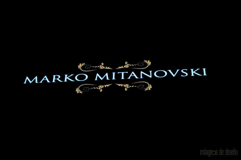 Milagros de diseño modatik museo Cristobal Balenciaga Marco Mitanovski